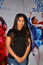 Bhumi Pednekar at Nil Battey Sannata Screening in Mumbai on 20th April 2016
