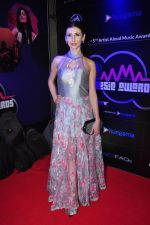 Claudia Ciesla at Artist Aloud Music Awards on 20th April 2016