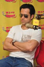 Emraan Hashmi at Radio Mirchi to promote Azhar on 20th April 2016