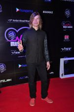 Luke Kenny at Artist Aloud Music Awards on 20th April 2016