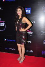 Shibani Kashyap at Artist Aloud Music Awards on 20th April 2016