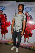 Vicky Kaushal at Nil Battey Sannata Screening in Mumbai on 20th April 2016