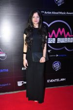at Artist Aloud Music Awards on 20th April 2016