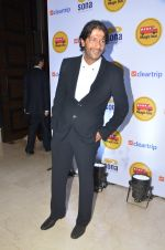 Chunky Pandey at the Magic Bus Benefit Gala 2016 on 21st April 2016