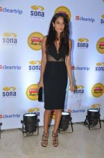 Lisa Haydon at the Magic Bus Benefit Gala 2016 on 21st April 2016