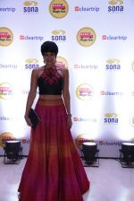 Mandira Bedi at the Magic Bus Benefit Gala 2016 on 21st April 2016