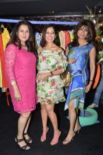 Poonam Dhillon at Maheka Mirpuri preview in Mumbai on 21st April 2016