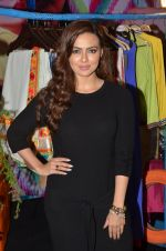 Sana Khan at Maheka Mirpuri preview in Mumbai on 21st April 2016