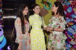 Sanjeeda Sheikh at Maheka Mirpuri preview in Mumbai on 21st April 2016