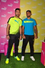 Yuvraj Singh at Puma promotional event on 21st April 2016