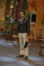 Emraan Hashmi at the promotion of Azhar on location of The Kapil Sharma Show on 22nd April 2016 (150)_571b5d7eee57f.JPG