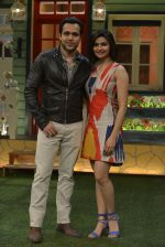 Emraan Hashmi, Prachi Desai at the promotion of Azhar on location of The Kapil Sharma Show on 22nd April 2016 (199)_571b640d8c0a0.JPG