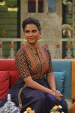 Lara Dutta at the promotion of Azhar on location of The Kapil Sharma Show on 22nd April 2016 (104)_571b600b12129.JPG
