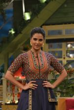 Lara Dutta at the promotion of Azhar on location of The Kapil Sharma Show on 22nd April 2016 (105)_571b6010c7682.JPG