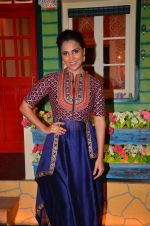 Lara Dutta at the promotion of Azhar on location of The Kapil Sharma Show on 22nd April 2016 (18)_571b5fc3c7bba.JPG