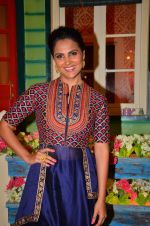 Lara Dutta at the promotion of Azhar on location of The Kapil Sharma Show on 22nd April 2016 (24)_571b5ff8ef7e2.JPG