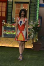 Prachi Desai at the promotion of Azhar on location of The Kapil Sharma Show on 22nd April 2016 (31)_571b64596036b.JPG