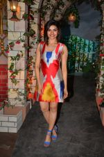 Prachi Desai at the promotion of Azhar on location of The Kapil Sharma Show on 22nd April 2016 (35)_571b647467551.JPG