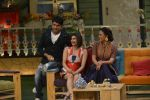 Prachi Desai, Lara Dutta at the promotion of Azhar on location of The Kapil Sharma Show on 22nd April 2016 (117)_571b6086f2e08.JPG