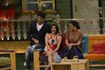 Prachi Desai, Lara Dutta at the promotion of Azhar on location of The Kapil Sharma Show on 22nd April 2016 (118)_571b65133c8a2.JPG