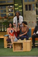Prachi Desai, Lara Dutta at the promotion of Azhar on location of The Kapil Sharma Show on 22nd April 2016 (49)_571b64cdd96f2.JPG