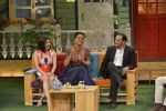 Prachi Desai, Lara Dutta, Mohammad Azharuddin at the promotion of Azhar on location of The Kapil Sharma Show on 22nd April 2016 (120)_571b60ab24908.JPG