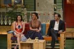 Prachi Desai, Lara Dutta, Mohammad Azharuddin at the promotion of Azhar on location of The Kapil Sharma Show on 22nd April 2016 (124)_571b60b109518.JPG