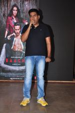 Sabbir Khan at Baaghi promotions in Mumbai on 22nd April 2016