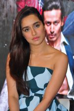 Shraddha Kapoor at Baaghi promotions in Mumbai on 22nd April 2016