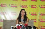 Shraddha Kapoor at Radio Mirchi for the promotion of Baaghi on 22nd April 2016