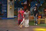 at the promotion of Azhar on location of The Kapil Sharma Show on 22nd April 2016