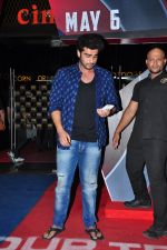 Arjun Kapoor at the screening of Captain America on 30th April 2016