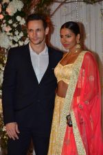 Candice Pinto at Bipasha Basu and Karan Singh Grover
