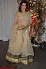 Aditi Gowitrikar at Bipasha Basu and Karan Singh Grover_s Wedding Reception on 30th April 2016 (227)_57282010ceaa1.JPG