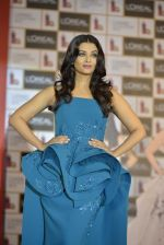 Aishwarya Rai Bachchan celebrates 15 years at Cannes launches Inflammable collection for Loreal