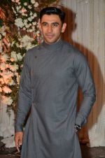 Amit Sadh at Bipasha Basu and Karan Singh Grover