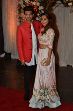 Anusha Dandekar at Bipasha Basu and Karan Singh Grover