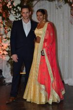 Candice Pinto at Bipasha Basu and Karan Singh Grover_s Wedding Reception on 30th April 2016 (7)_572824738128e.JPG