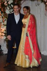 Candice Pinto at Bipasha Basu and Karan Singh Grover_s Wedding Reception on 30th April 2016 (8)_5728248459613.JPG