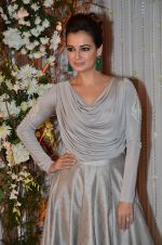 Dia Mirza at Bipasha Basu and Karan Singh Grover