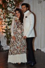 Genelia Deshmukh, Riteish Deshmukh at Bipasha Basu and Karan Singh Grover