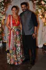 Madhavan at Bipasha Basu and Karan Singh Grover