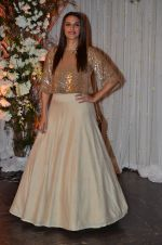 Neha Dhupia at Bipasha Basu and Karan Singh Grover_s Wedding Reception on 30th April 2016 (153)_572827f3c1d98.JPG