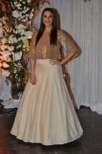 Neha Dhupia at Bipasha Basu and Karan Singh Grover_s Wedding Reception on 30th April 2016 (154)_572828039b051.JPG