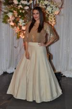 Neha Dhupia at Bipasha Basu and Karan Singh Grover_s Wedding Reception on 30th April 2016 (164)_572828196f17a.JPG