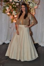 Neha Dhupia at Bipasha Basu and Karan Singh Grover_s Wedding Reception on 30th April 2016 (165)_5728283eb06b6.JPG