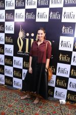 Neha Dhupia at IIFA Voting Weekend on 1st May 2016 (3)_57289378c293d.JPG