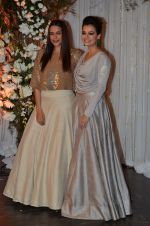 Neha Dhupia, Dia Mirza at Bipasha Basu and Karan Singh Grover