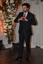 Ranbir Kapoot at Bipasha Basu and Karan Singh Grover