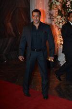 Salman Khan at Bipasha Basu and Karan Singh Grover